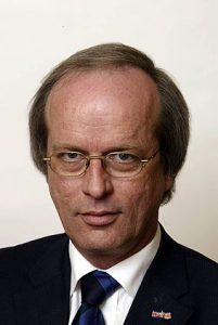 Burgermeester Rikus Jager