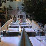 Dineren in Logement & Gasterij Frederiksoord HaringParty Westerveld
