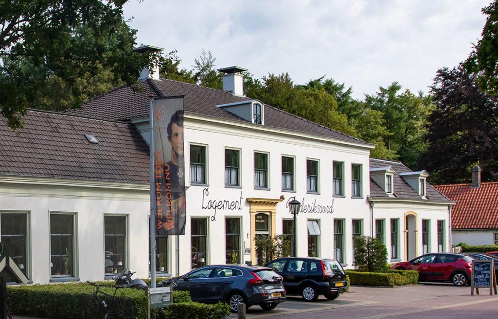 Logement & Gasterij Frederiksoord eten, drinken, slapen in Drenthe